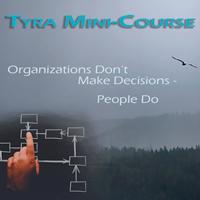 Organizations Don't Make Decisions, People Do